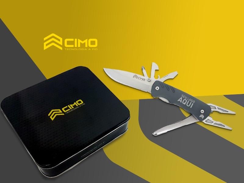 canivete personalizado com sua marca