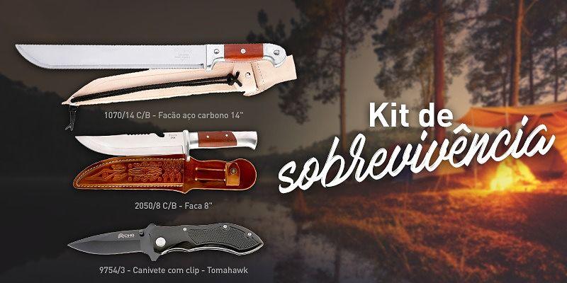 kit de sobrevivência