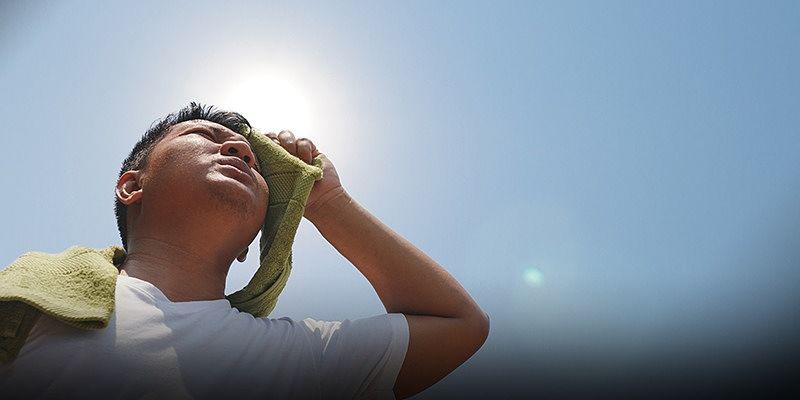 cuidados com exposição ao sol