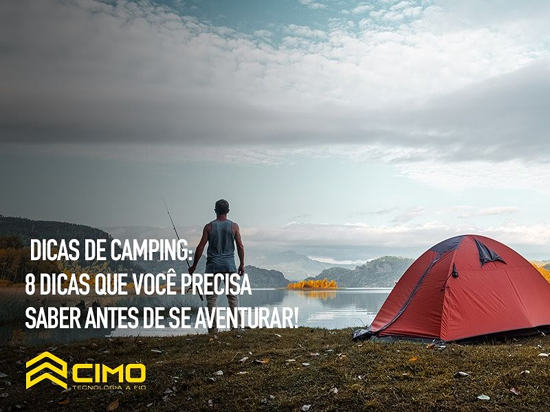dicas de camping para quem vai se aventurar