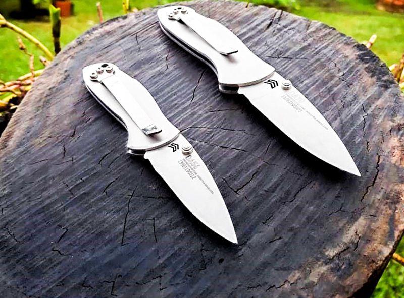canivetes para Camping
