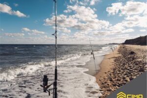 Pescaria de praia: guia para iniciantes!