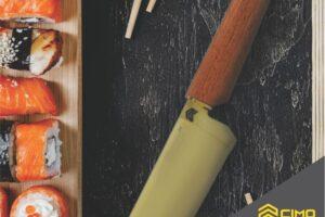 Como fazer seu próprio sushi com dicas da Cutelaria CIMO