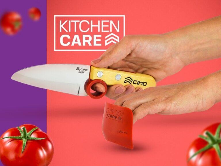 Kitchen Care - Faca para cozinha profissional - Cutelaria Cimo