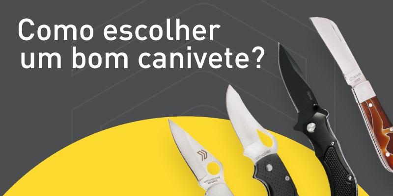 como escolher canivete sobrevivência - Cimo